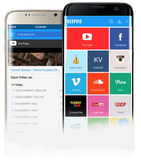 downloader for android mobile free keepvid instagram