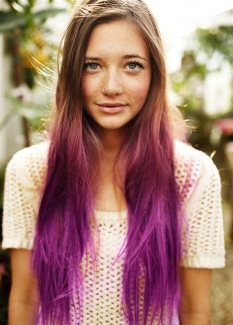 subtle ways  add color   hair brit