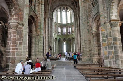 mont michel interieur cloitre de l abbaye mont michel