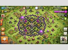 Kumpulan TH COC Level 8 Clash Of Clans Android