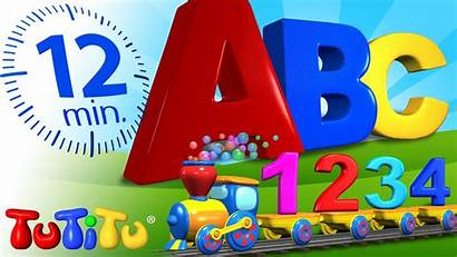 Numbers Letters Tutitu Learning Fun Specials Children