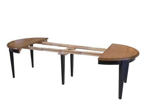 table de cuisine avec rallonge table de cuisine ronde avec rallonge obasinc com