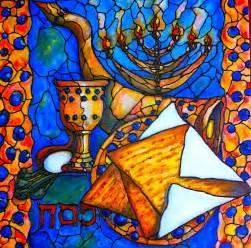 shofar buy celebration painting by chichilnitsky