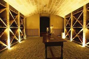 Construire Une Cave Voutée En Pierre : ma cave vin royale plafonds vo t s la lagune et cave ~ Zukunftsfamilie.com Idées de Décoration