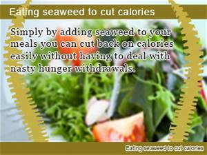 Benefits of Seaweed Eating Healthy Shredded Tororo Kombu ...