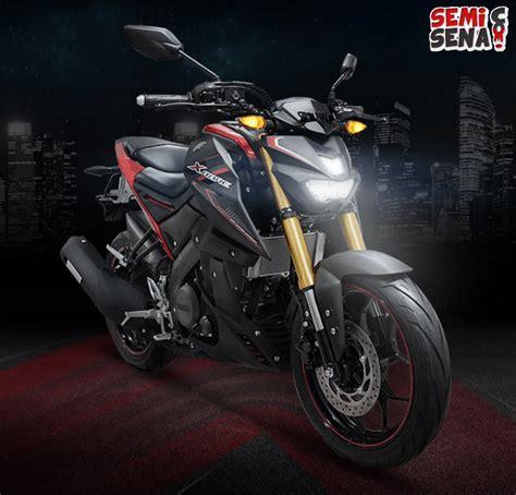 Review Yamaha Xabre by Harga Yamaha Xabre 150 2017 Review Spesifikasi Gambar