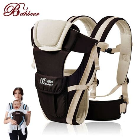 beth 0 30 months breathable front facing baby carrier