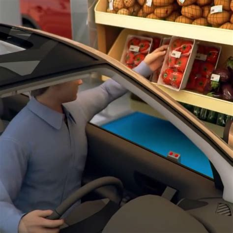 drive  supermarket  crazy video cnet