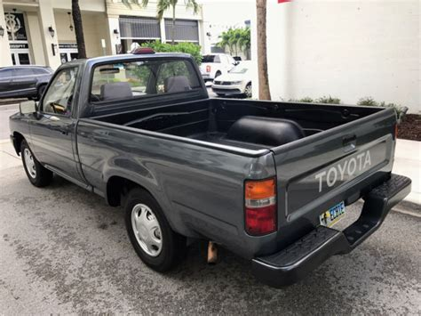 Beautiful 1994 Toyota Stb Pickup Mini Pickup Truck