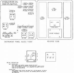 Saturn Sl2 Fuse Box Diagram