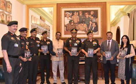 Book On Rashtriya Rifles Home Of The Brave Released