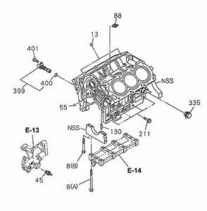 Oem 2001 Honda Passport Sedan Cylinder Block Parts