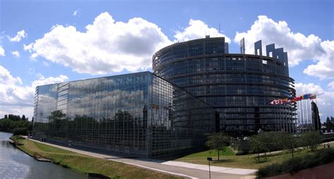 Europaparlament In Strasbourg by High Speed Brussels Strasbourg By 2016 Flanders Today