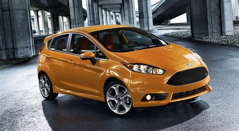 Ford Fiesta St (2017) Pictures & Photos, Information Of