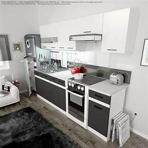 Moderne Küchen Günstig : frontfarben anthrazit grau weiss k chenkollektion junona line ihr m bel onlineshop ~ Sanjose-hotels-ca.com Haus und Dekorationen