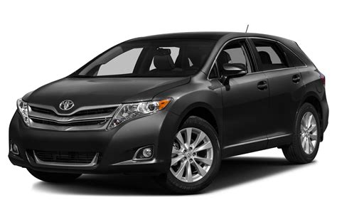 2013 Toyota Venza Refreshed, Entune Optional Autoblog