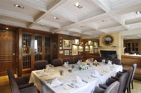 Clos Maggiore Review  Private Dining Rooms