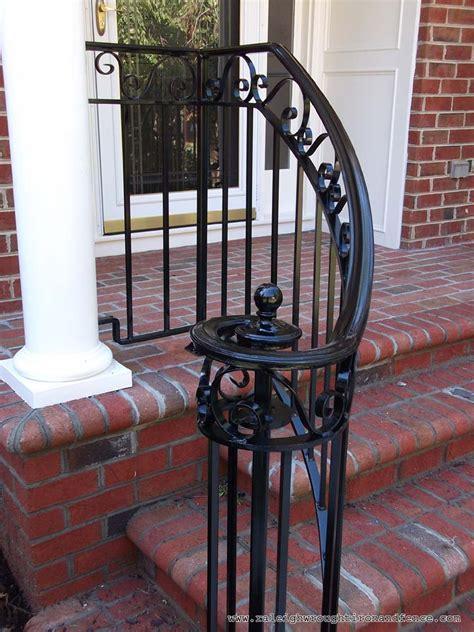 philadelphia pa custom wrought iron railings raleigh