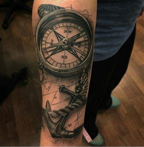 pin von andrew auf shouldersleeve tattoo kompass tattoo