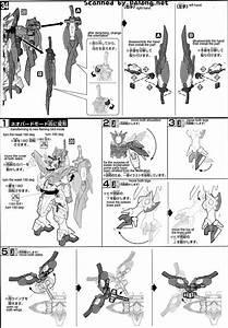Hg Wing Gundam Zero Honoo English Manual  U0026 Color Guide