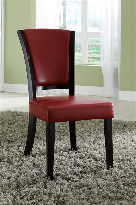red wood dining chair steal  sofa furniture outlet los