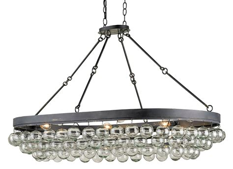 Oval Chandelier by Balthazar Oval Chandelier