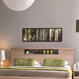 Tete De Lit Meuble : t te de lit avec niches pluriel meubles bouchiquet ~ Teatrodelosmanantiales.com Idées de Décoration
