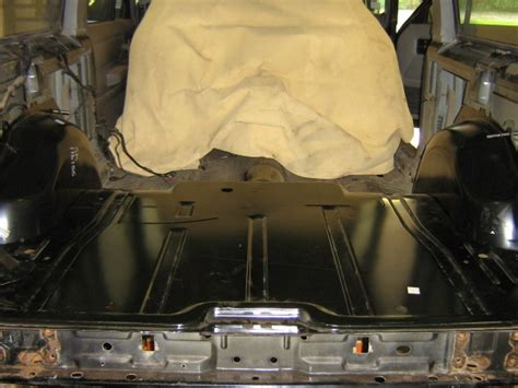 Jeep Xj Rear Floor Pans by Rear Floor Pan Replacement Page 2 Jeep Forum