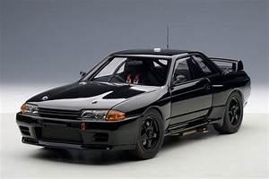 Nissan Gtr R32 : autoart scale 1 18 nissan skyline gt r r32 black catawiki ~ Medecine-chirurgie-esthetiques.com Avis de Voitures