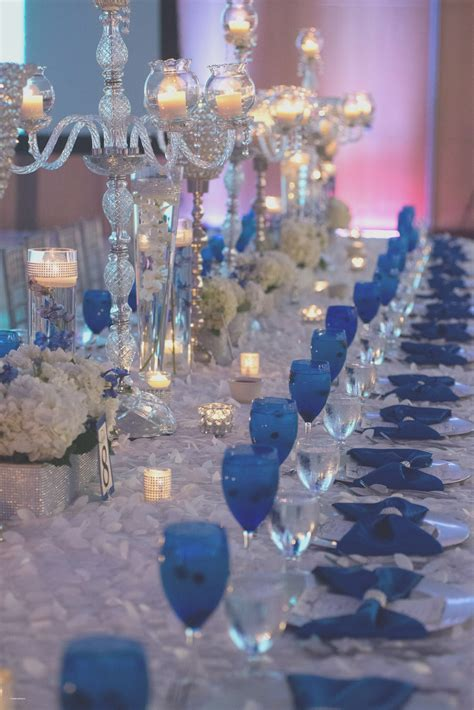 royal blue table decorations luxury royal blue quinceanera decorations creative maxx
