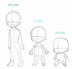 Anime Chibi Body Outline | Creativity is Contagious ...