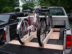 Truck Bed Bike Rack Plans BED PLANS DIY & BLUEPRINTS