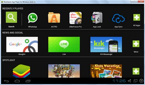 run android apps on pc software to run android apps on pc