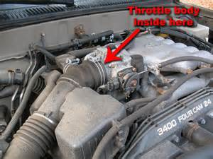 2004 toyota tacoma oxygen sensor how to clean air intake throttle 2001 toyota 4runner mike 39 s tech