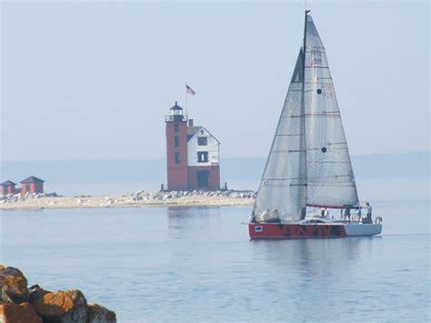 Boat Ride From Chicago To Mackinac Island by 2015 Race To Mackinac Macatawa Bay Yacht Club