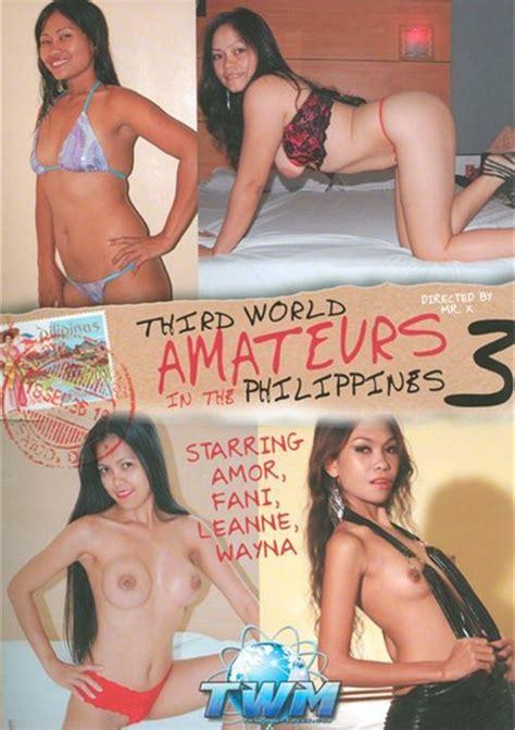 Third World Amateurs In The Philippines 3 Third World