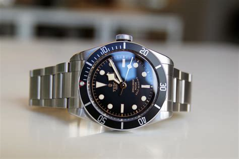 tudor 39 s new heritage black bay quot black quot cool hunting