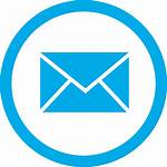 Email Icon Transparent Symbol Circle Box Link