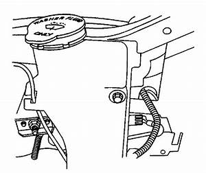 Removal And Replacement Procedure For Windshield Washer