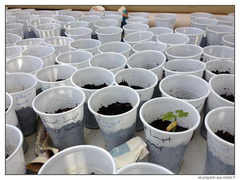 transformer des gobelets en plastique en pot 224 semis 224 tr 232 s bas prix se preparer aux crises fr
