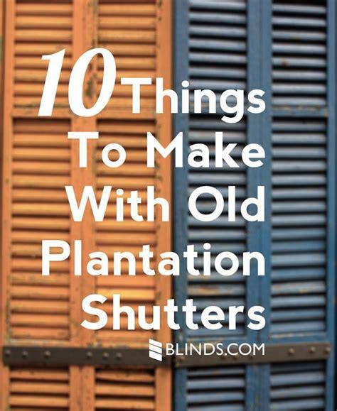 plantation shutters home