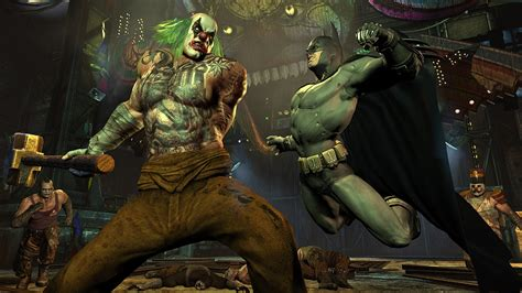 Batman Arkham City Release Date And Images Collider