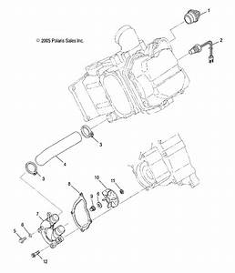 Polaris Ranger Parts Diagram