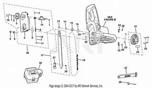 Homelite Ry43006 18 In  Chain Saw Parts Diagram For Bar