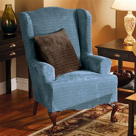Oversized Chair Slipcover Cheap by Wing Chair Slipcovers December 2011 If Finding The Best