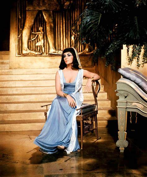 elizabeth cleopatra taylor glam fashion dreams