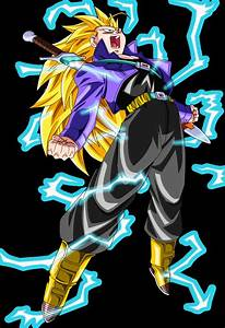 SSJ3 Future Trunks 2 by BoScha196 on DeviantArt