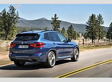 New BMW X3 SUV revealed Munich's photocopier is working