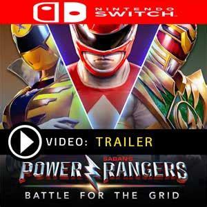 Buy Power Rangers Battle for the Grid Nintendo Switch ...