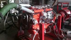 Testing Scania 13l Xpi Rally Engine On The Dyno